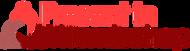 organisatie logo Present in Vriendschap
